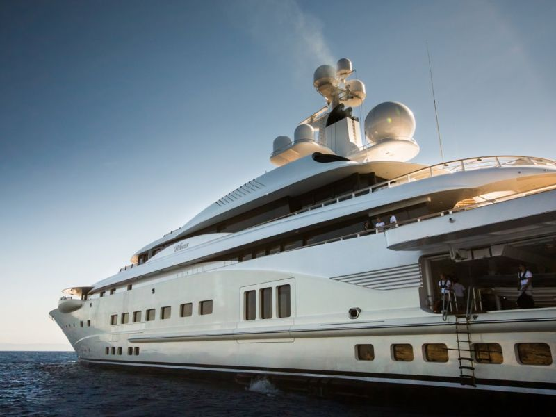 Pure Symbols Of Sophistication: Here Are The Most Unique Superyachts superyachts Pure Symbols Of Sophistication: Here Are The Most Unique Superyachts pelorus1