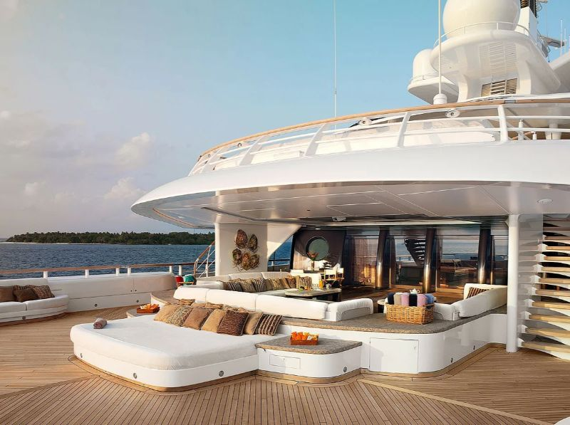 Pure Symbols Of Sophistication: Here Are The Most Unique Superyachts superyachts Pure Symbols Of Sophistication: Here Are The Most Unique Superyachts pelorus2