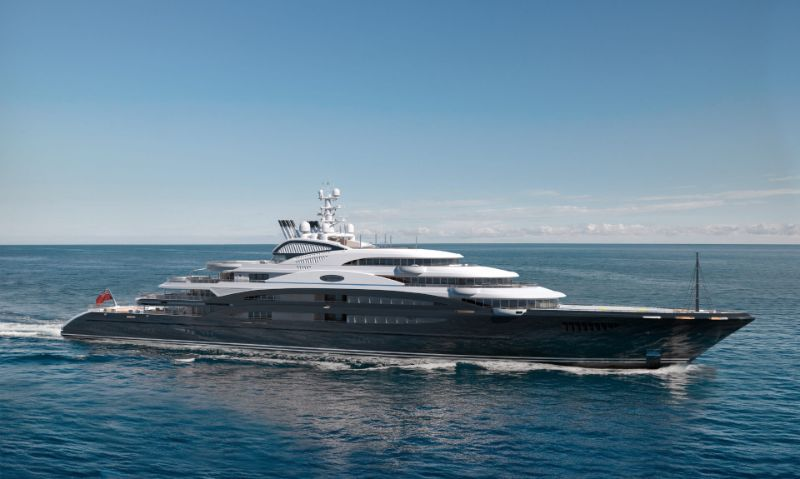 Pure Symbols Of Sophistication: Here Are The Most Unique Superyachts superyachts Pure Symbols Of Sophistication: Here Are The Most Unique Superyachts serene1
