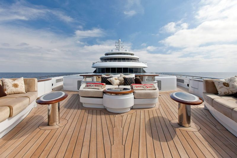 Pure Symbols Of Sophistication: Here Are The Most Unique Superyachts superyachts Pure Symbols Of Sophistication: Here Are The Most Unique Superyachts serene2