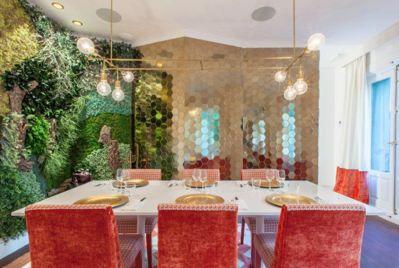 Flamingo Restaurant: A Sophisticated Tropical Design By Marisa Gallo marisa gallo Flamingo Restaurant: A Sophisticated Tropical Design By Marisa Gallo Flamingo Restaurant A Sophisticated Tropical Design By Marisa Gallo 7