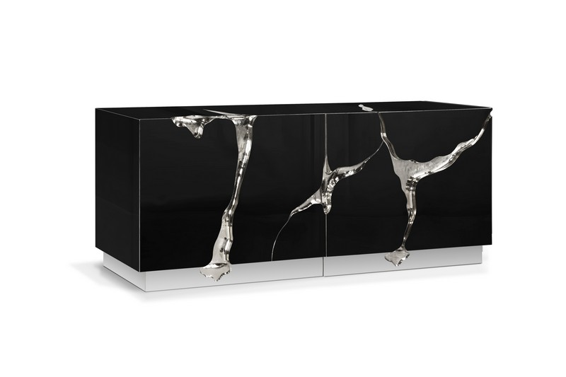 modern furniture Lapiaz in Black, A Wicked Modern Furniture Creation Lapiaz in Black A Wicked Furniture Creation 6