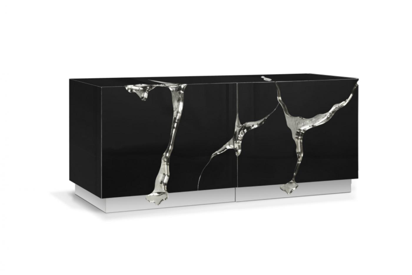modern furniture Lapiaz in Black, A Wicked Modern Furniture Creation Lapiaz in Black A Wicked Furniture Creation feature 1400x934