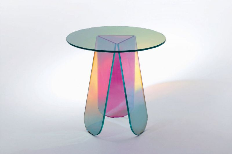 Fall In Love With These Artistic And Unique Side Tables unique side tables Fall In Love With These Artistic And Unique Side Tables Shimmer Coffee Table TAVOLINI URQUIOLA 33 ML 03 2014 800x533