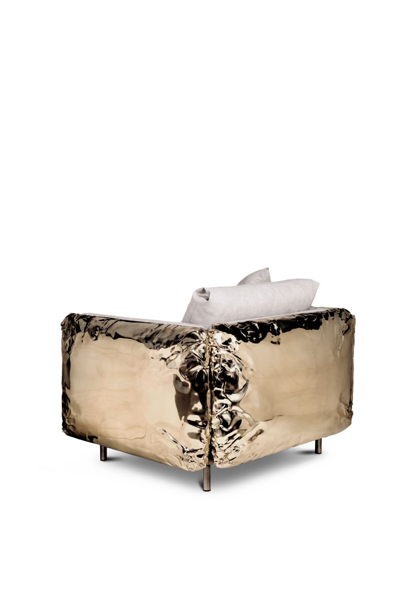 The Perfecly Imperfect's Modern Armchair by Boca do Lobo modern armchair The Perfectly Imperfect's Modern Armchair by Boca do Lobo The Perfecly Imperfects Armchair by Boca do Lobo 10