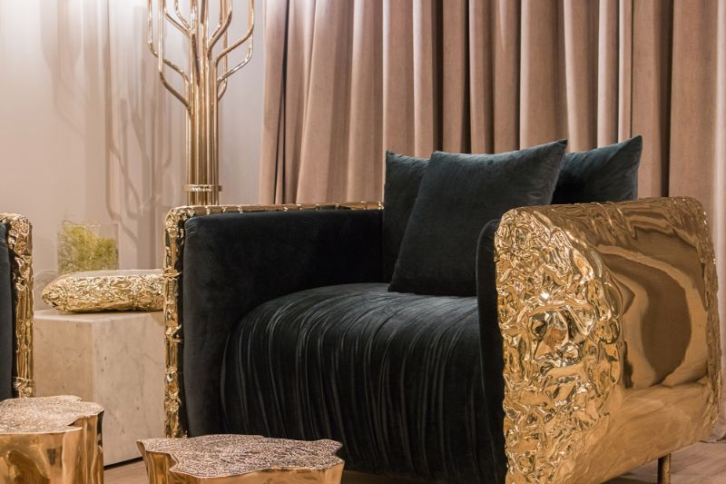 The Perfecly Imperfect's Modern Armchair by Boca do Lobo modern armchair The Perfectly Imperfect's Modern Armchair by Boca do Lobo The Perfecly Imperfects Armchair by Boca do Lobo 2