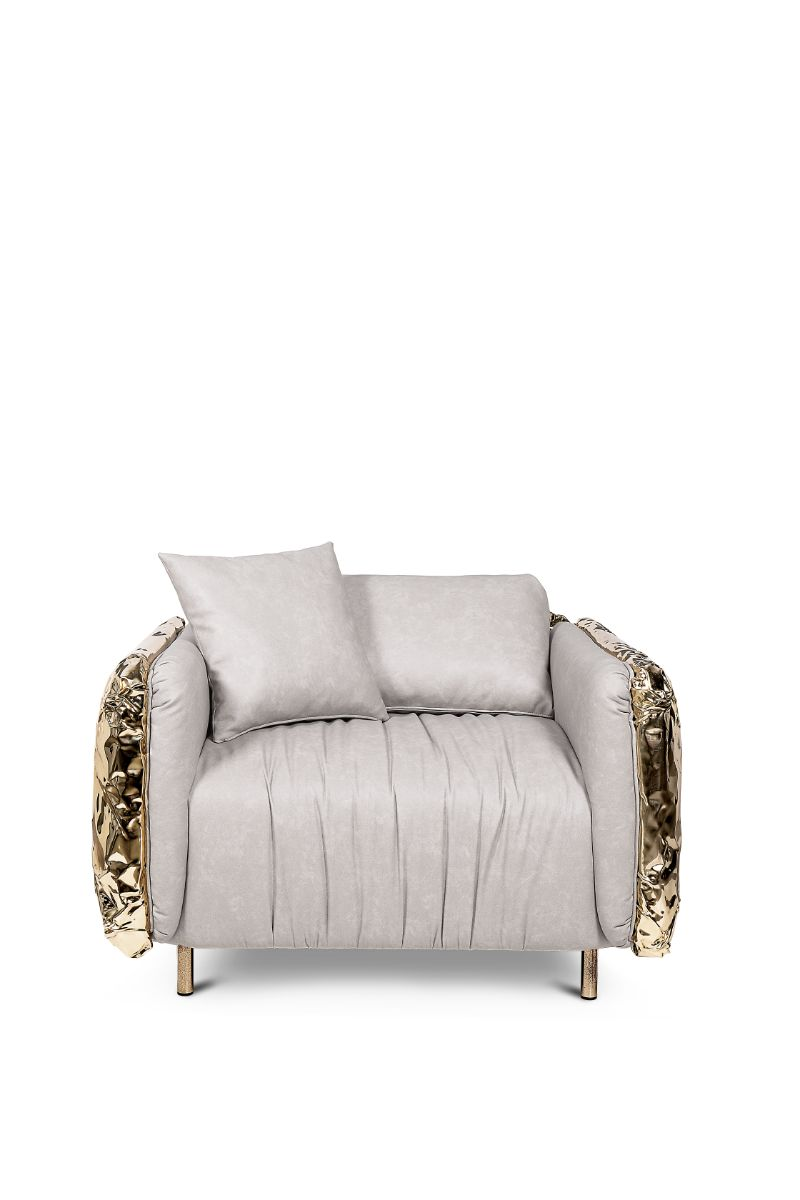 The Perfecly Imperfect's Modern Armchair by Boca do Lobo modern armchair The Perfectly Imperfect's Modern Armchair by Boca do Lobo The Perfecly Imperfects Armchair by Boca do Lobo 8
