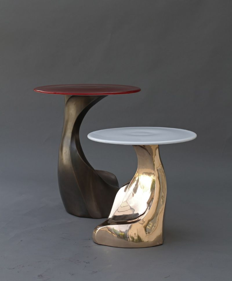 Fall In Love With These Artistic And Unique Side Tables unique side tables Modern Furniture – Fall In Love With These Unique Side Tables fuji2