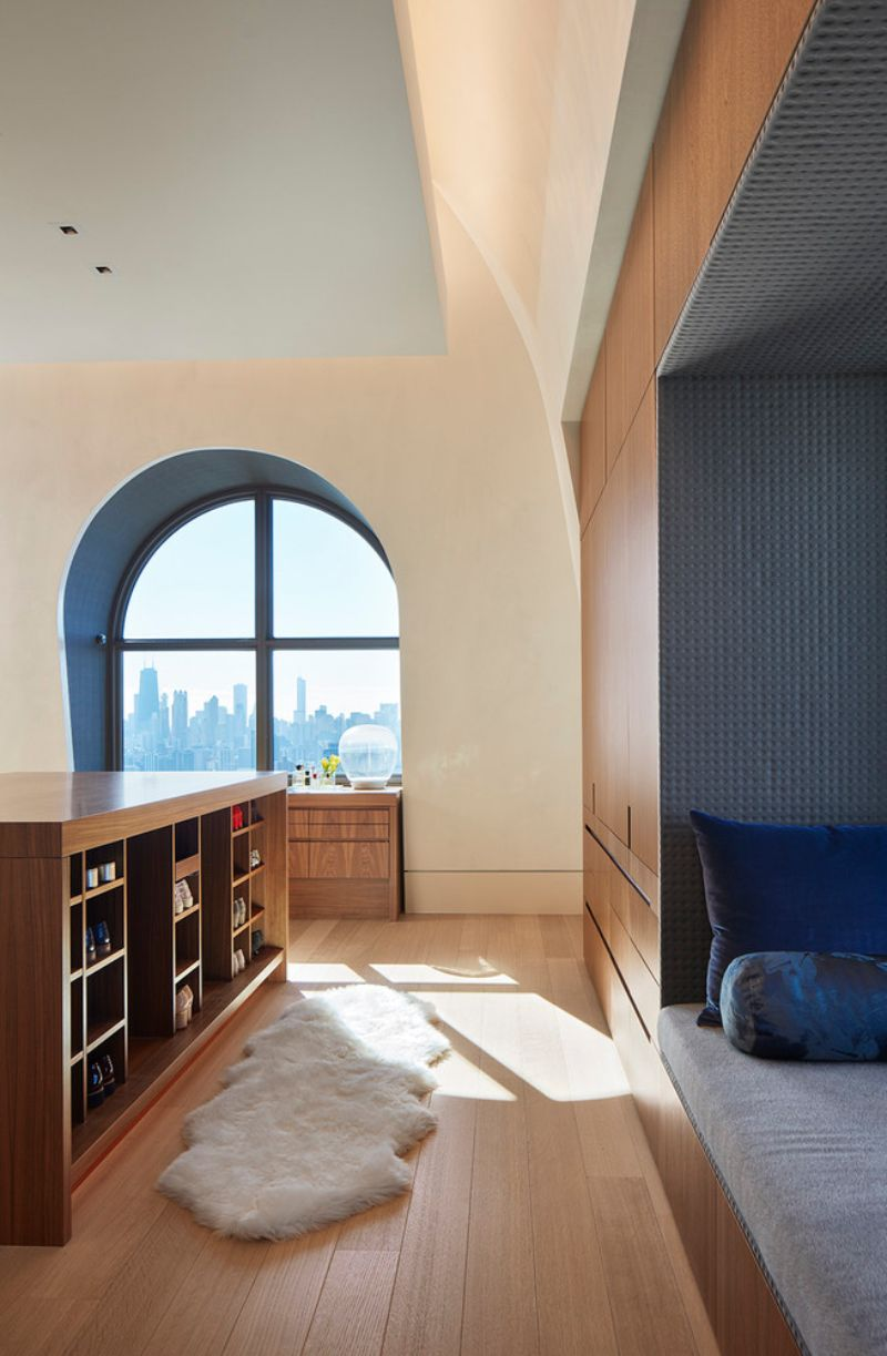 A Beautiful Modern Apartment that Meets Chicago's Skyline modern apartment A Beautiful Modern Apartment that Meets Chicago's Skyline A Beautiful Apartment that Meets Chicagos Skyline 10