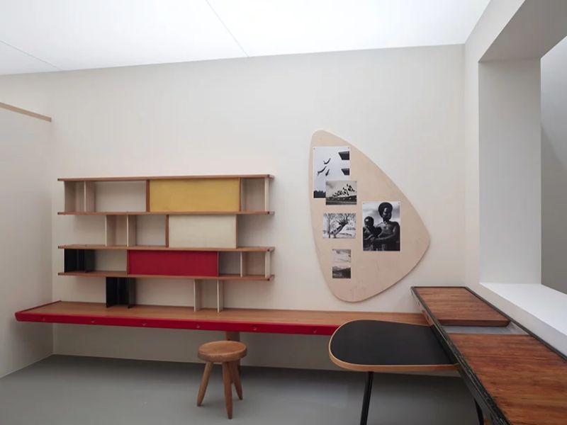'Charlotte Perriand: Inventing A New World' by Fondation Louis Vuitton louis vuitton 'Charlotte Perriand: Inventing A New World' by Fondation Louis Vuitton Charlotte Perriand Inventing A New World by Fondation LouisVuitton 10