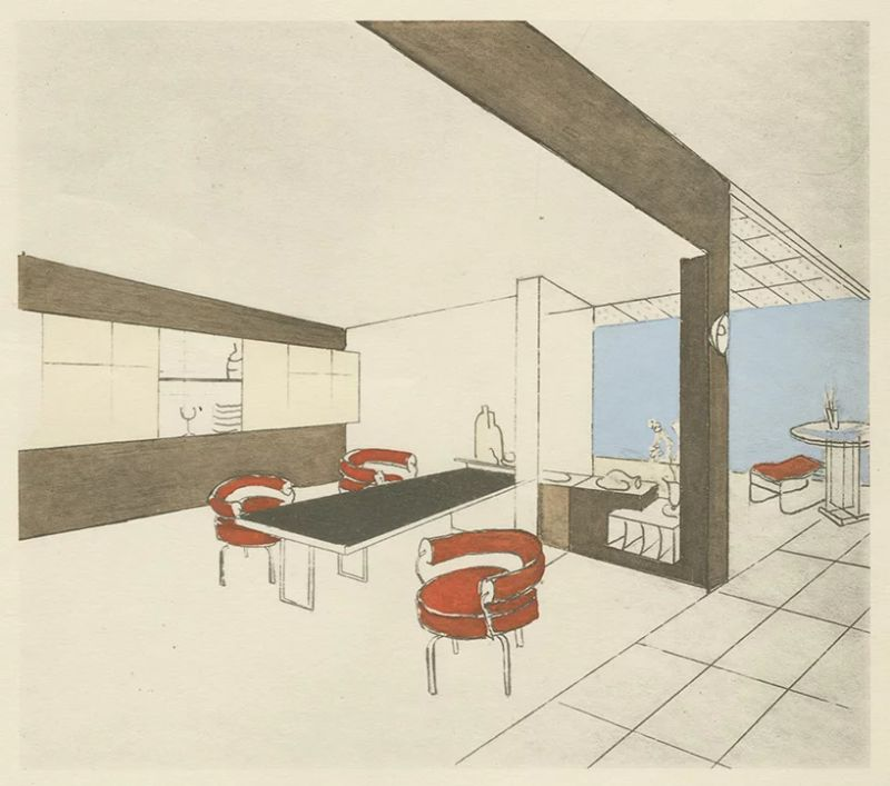 'Charlotte Perriand: Inventing A New World' by Fondation Louis Vuitton louis vuitton 'Charlotte Perriand: Inventing A New World' by Fondation Louis Vuitton Charlotte Perriand Inventing A New World by Fondation LouisVuitton 8
