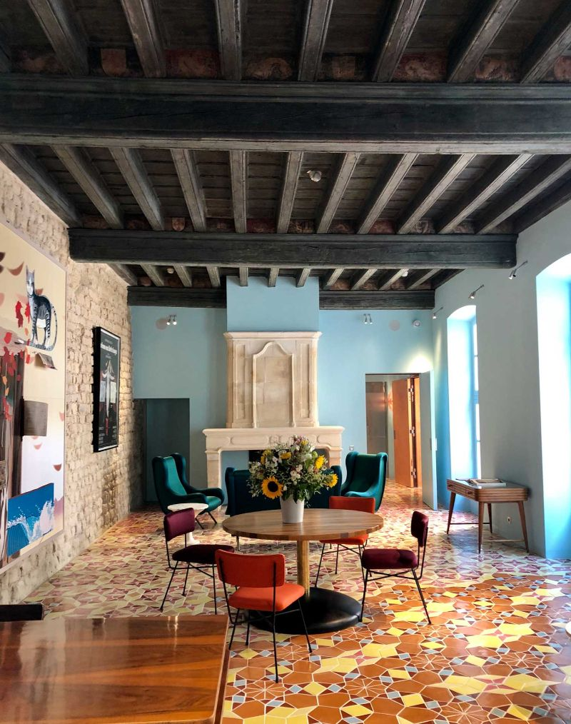 L'Arlatan, A Luxury Hotel in The Pretty Little Town of Arles, France luxury hotel L'Arlatan, A Luxury Hotel in The Pretty Little Town of Arles, France LArlatan An Hotel in The Pretty Little Town of Arles France 5