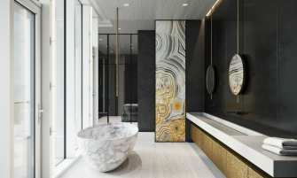 luxury bathroom Pamper Yourself: How To Transform Your Luxury Bathroom Design feature 1 335x201