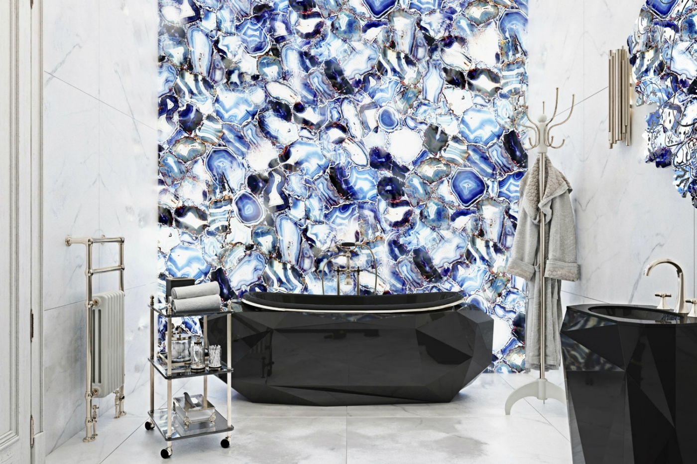 luxury bathroom 2020 Bubbly Ideas: Luxury Bathroom Trends For The Upcoming Year feature 3 1400x933