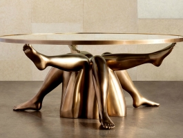 kelly wearstler A Daring And Chic New Furniture Collection by Kelly Wearstler A Daring And Chic New Furniture Collection by KellyWearstler feature 265x200