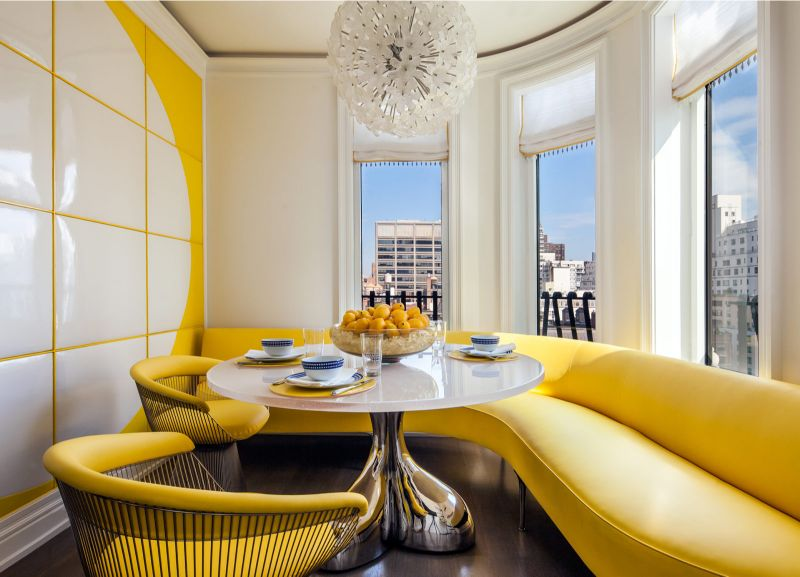 A Luxury Penthouse Embellished With Love of Jewel-Like Surfaces luxury penthouse A Luxury Penthouse Embellished With Love of Jewel-Like Surfaces A Penthouse Embellished With Love of Jewel Like Surfaces 6