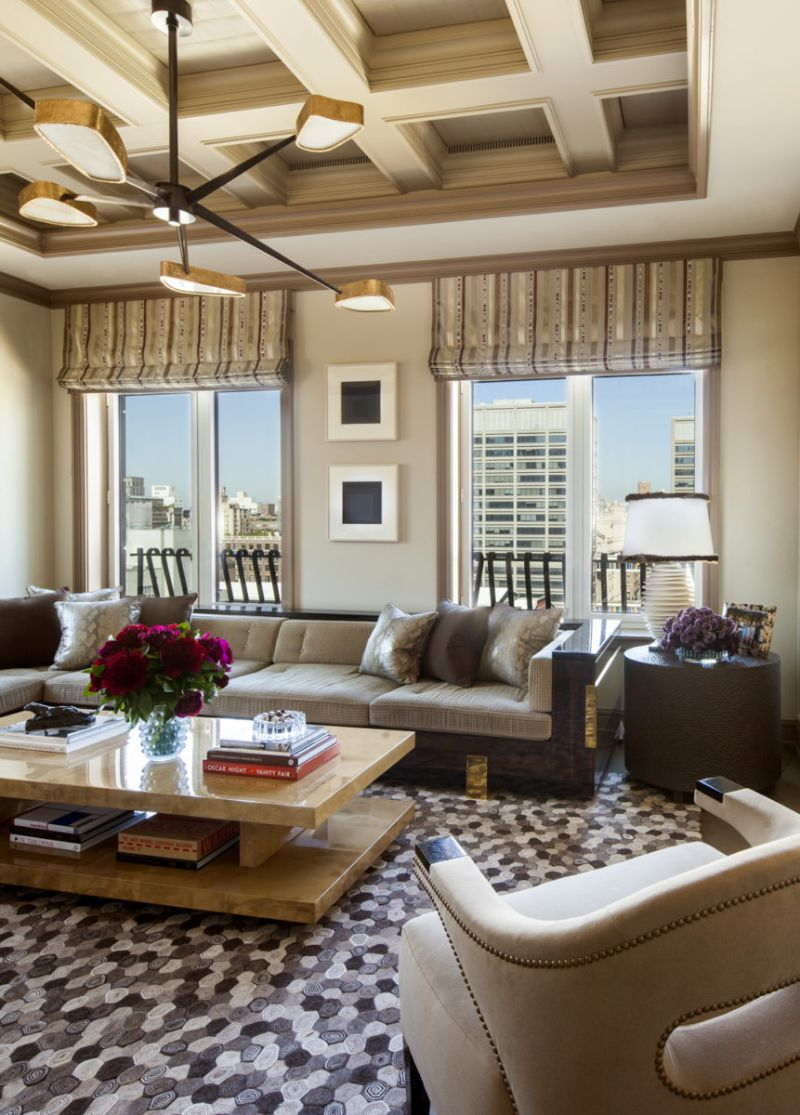 A Luxury Penthouse Embellished With Love of Jewel-Like Surfaces luxury penthouse A Luxury Penthouse Embellished With Love of Jewel-Like Surfaces A Penthouse Embellished With Love of Jewel Like Surfaces