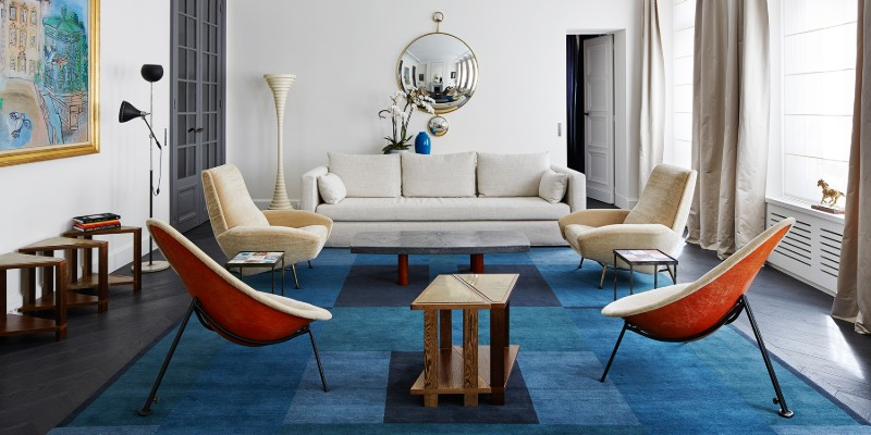 Maison et Objet 2020 Top Living Rooms by French Designers 10