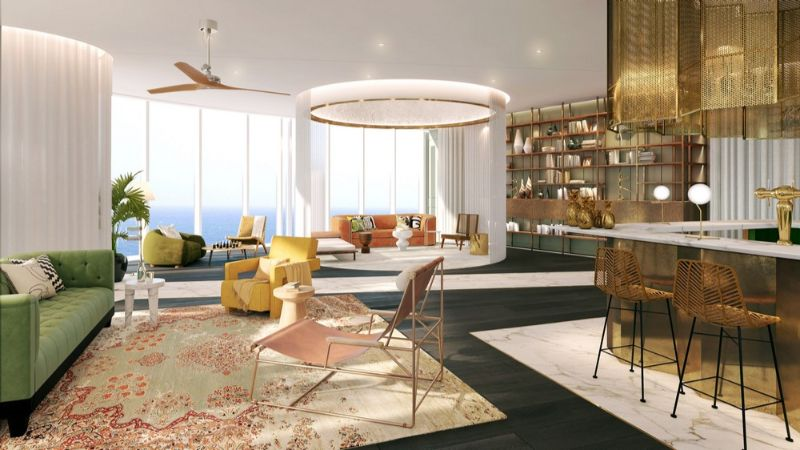 Maison et Objet 2020 Top Living Rooms by French Designers 2