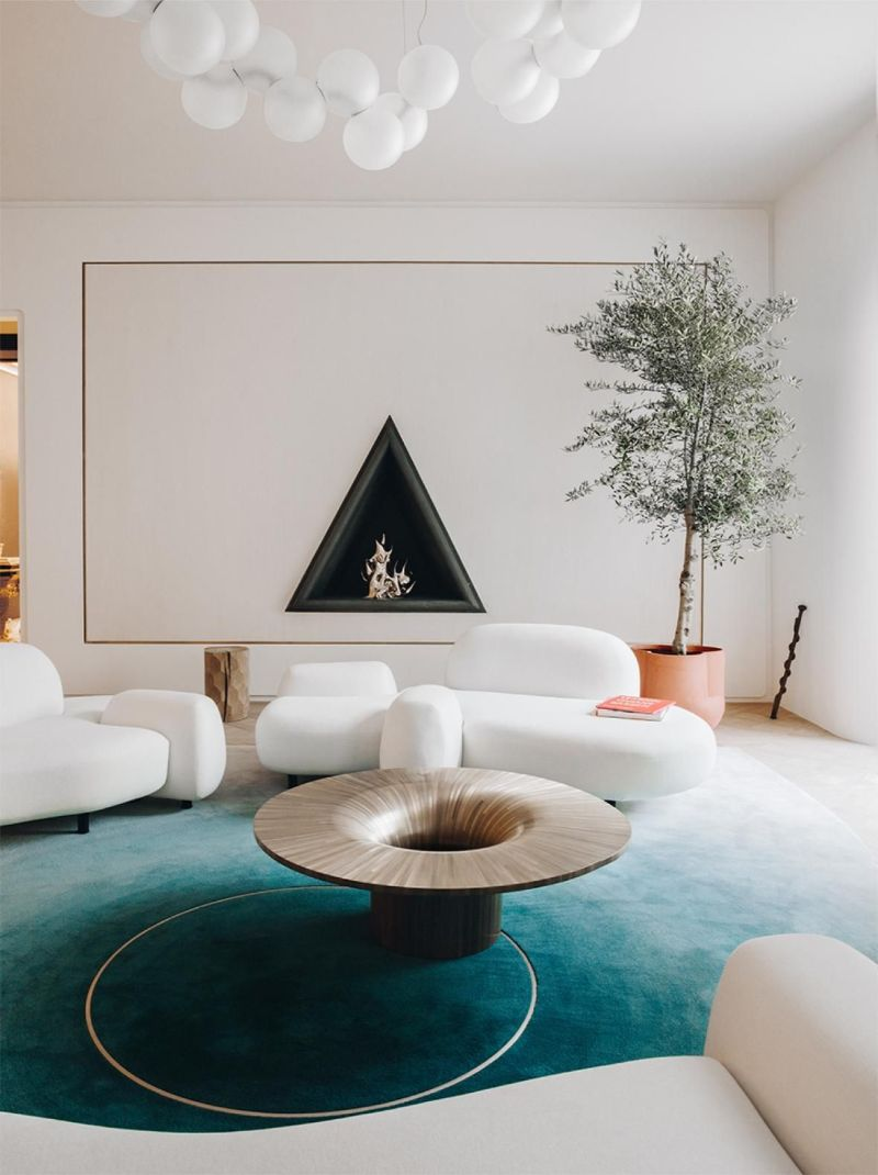 Maison et Objet 2020 Top Living Rooms by French Designers 5