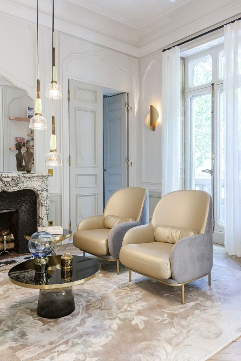 Maison et Objet 2020 Top Living Rooms by French Designers 8