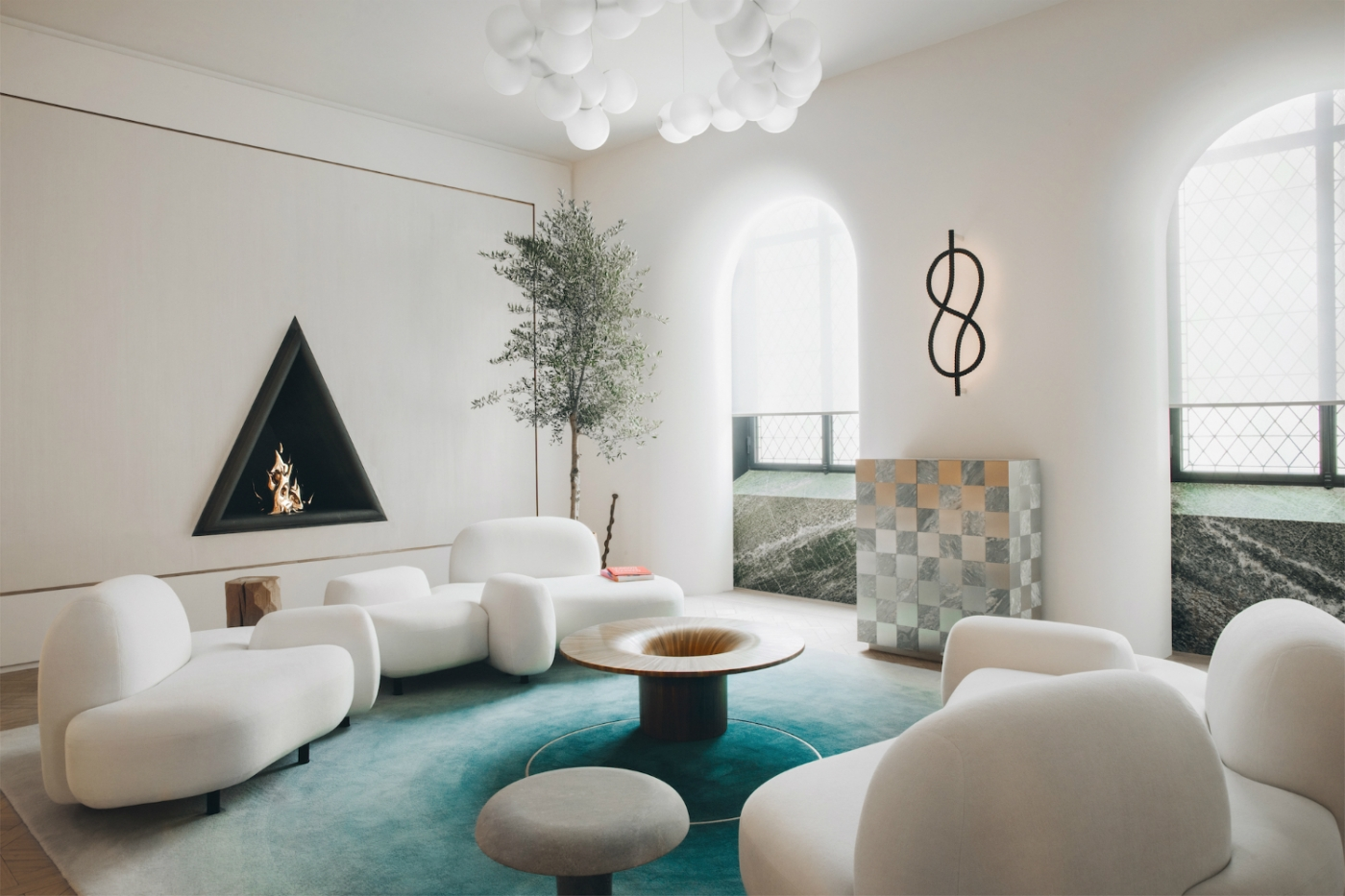 french interior designers Maison et Objet 2020: Top Interiors by French Interior Designers Maison et Objet 2020 Top Living Rooms by French Designers feature picture 1400x933