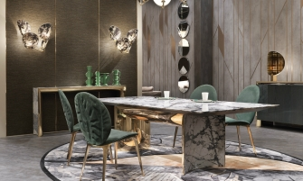marble dining tables Precious Marble Dining Tables For Your Exclusive Home Design Precious Dining Tables For Your Exclusive Home Design feature 335x201