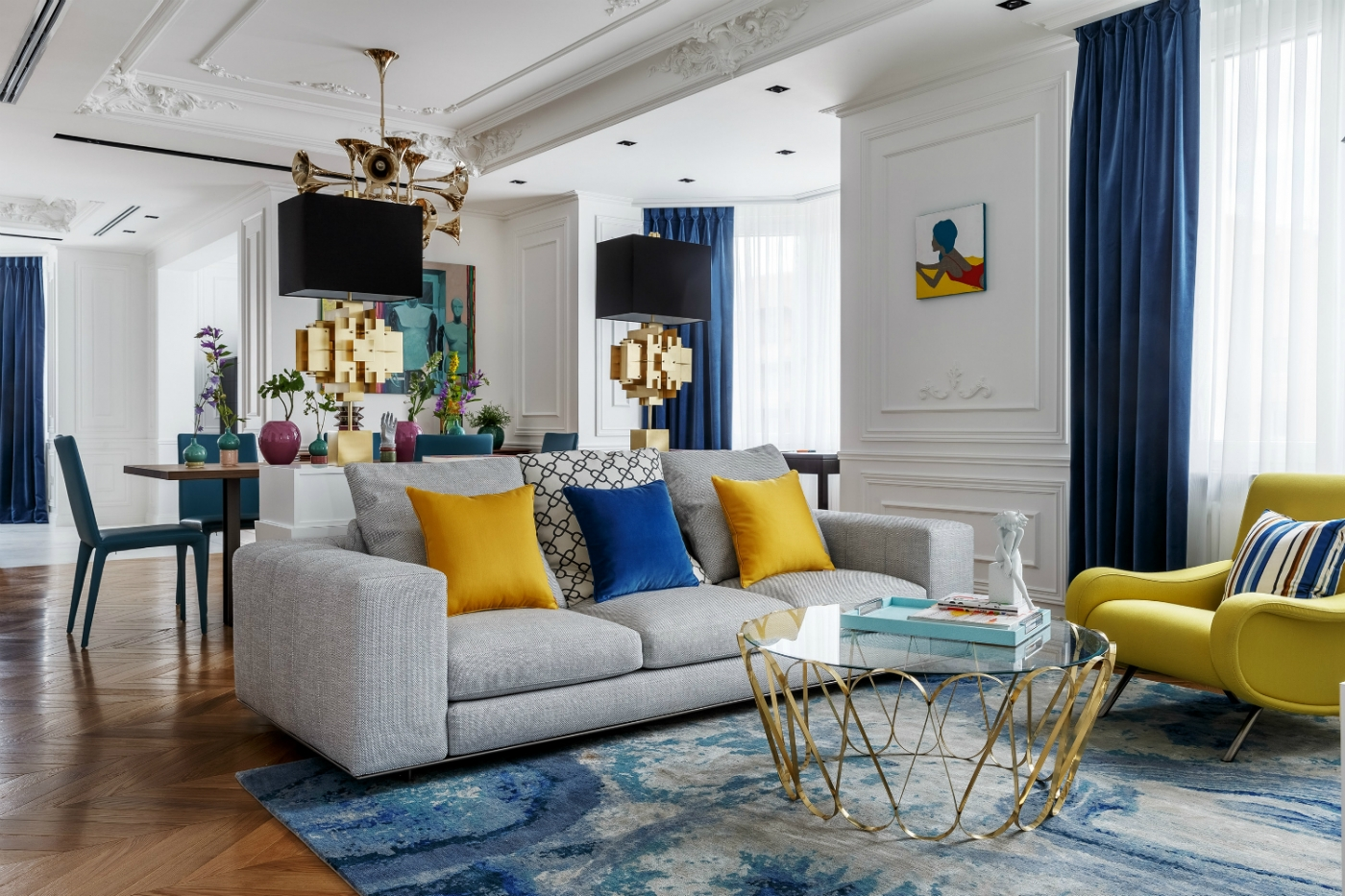 interior design projects Spark your Inspiration With These Interior Design Projects feature 3 1400x933