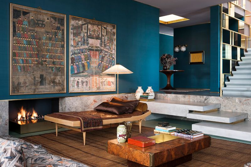 A Lovely Abode in The Heart Of Florence by Dimore Studio dimore studio A Lovely Abode in The Heart Of Florence by Dimore Studio A Lovely Abode in The Heart Of Florence by DimoreStudio
