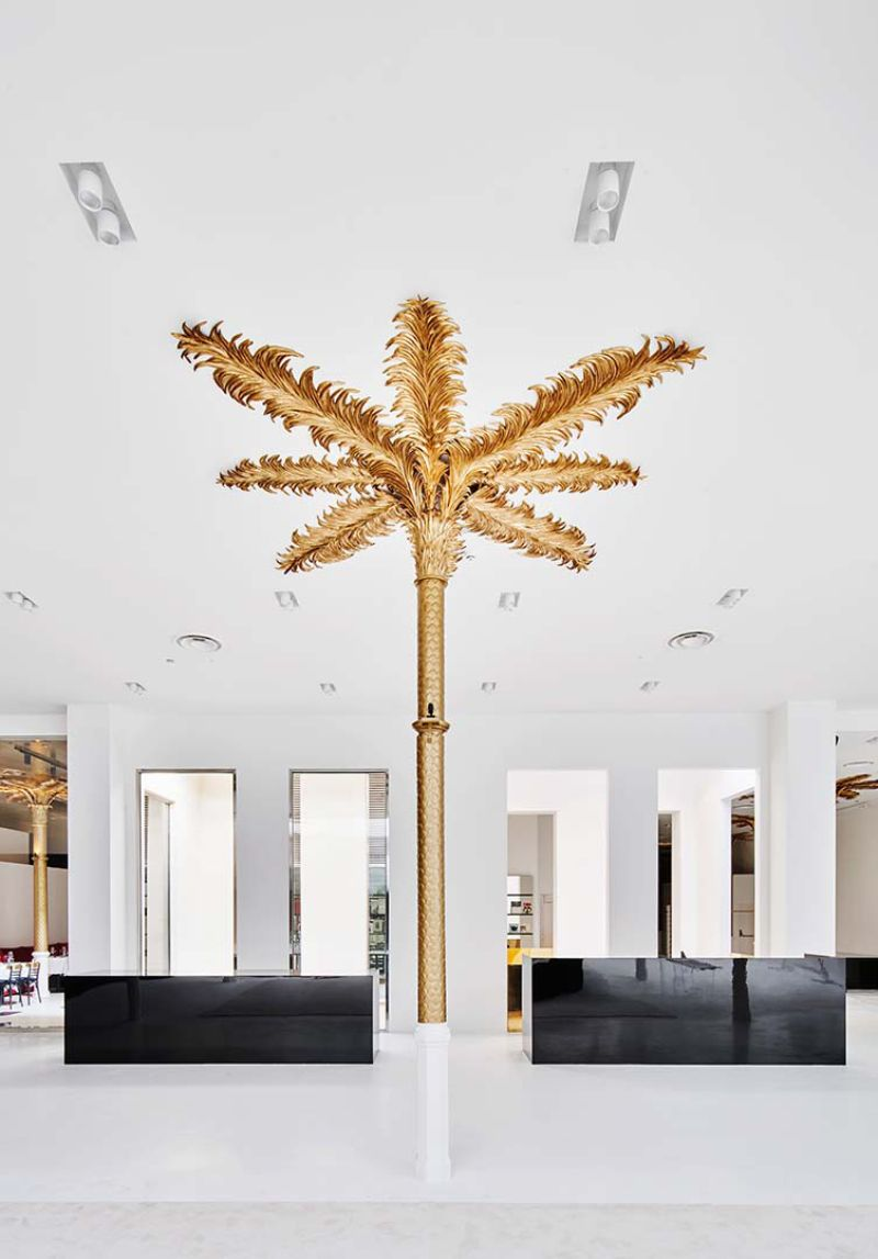 Barcelona's New Concept Store: Palatial Interiors with A Modern Design modern design Barcelona's New Concept Store: Palatial Interiors with A Modern Design Barcelonas New Concept Store Palatial Interiors with A ModernDesign 16