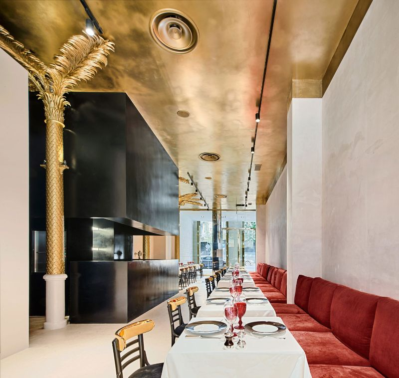 Barcelona's New Concept Store: Palatial Interiors with A Modern Design modern design Barcelona's New Concept Store: Palatial Interiors with A Modern Design Barcelonas New Concept Store Palatial Interiors with A ModernDesign 9