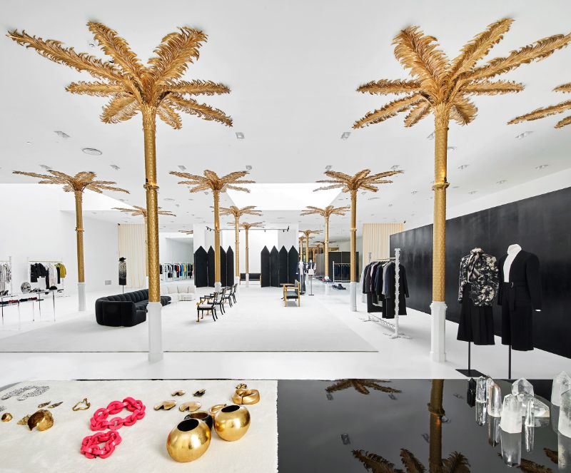 Barcelona's New Concept Store: Palatial Interiors with A Modern Design modern design Barcelona's New Concept Store: Palatial Interiors with A Modern Design Barcelonas New Concept Store Palatial Interiors with A ModernDesign feature 1