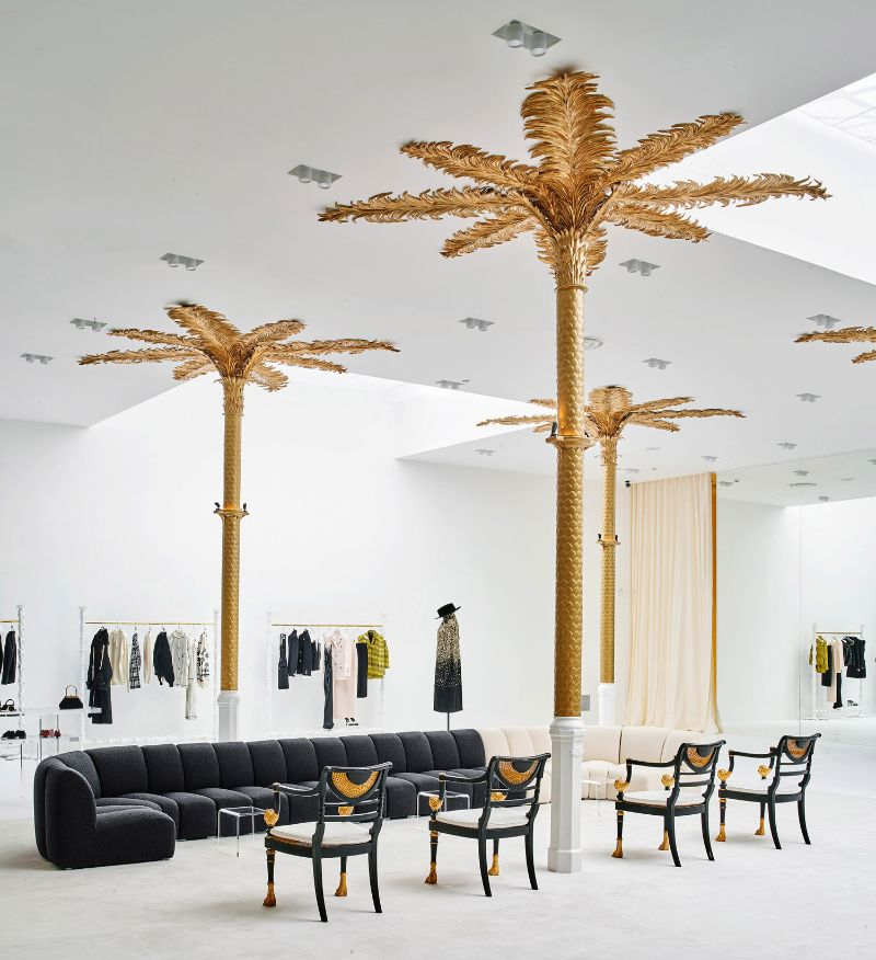 Barcelona's New Concept Store: Palatial Interiors with A Modern Design modern design Barcelona's New Concept Store: Palatial Interiors with A Modern Design Barcelonas New Concept Store Palatial Interiors with A ModernDesign