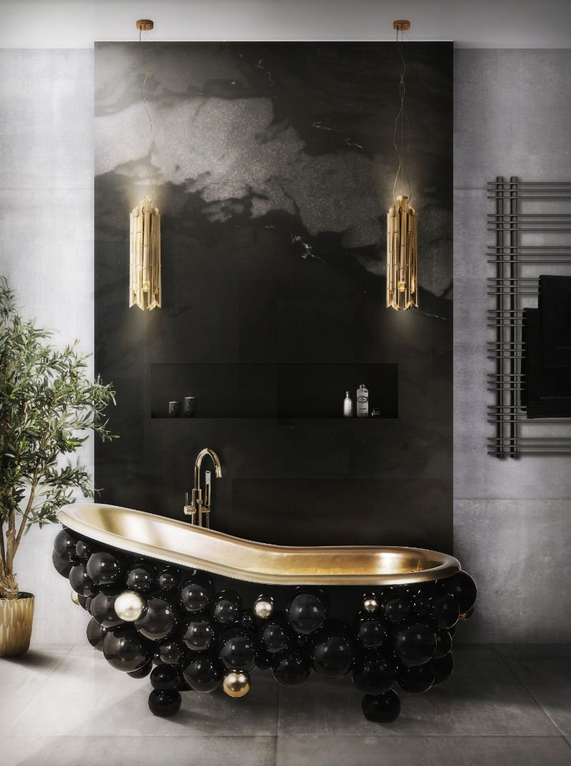 Bold and Modern Bathrooms That You Will Fall In Love With modern bathrooms Pamper Yourself With These Modern Bathrooms By Boca do Lobo Bold and Modern Bathrooms That You Will Fall In Love With 3