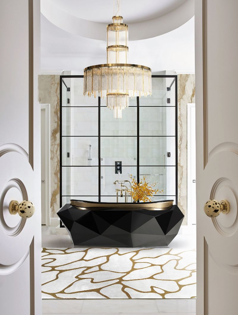 Bold and Modern Bathrooms That You Will Fall In Love With modern bathrooms Pamper Yourself With These Modern Bathrooms By Boca do Lobo Bold and Modern Bathrooms That You Will Fall In Love With 9
