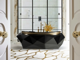 modern bathrooms Bold and Modern Bathrooms That You Will Fall In Love With Bold and Modern Bathrooms That You Will Fall In Love With feature 265x200