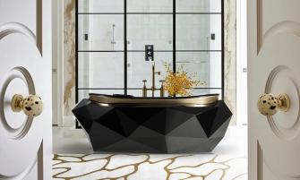 modern bathrooms Bold and Modern Bathrooms That You Will Fall In Love With Bold and Modern Bathrooms That You Will Fall In Love With feature 335x201