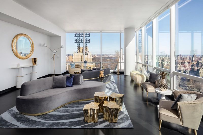 Covet New York, A Whimsical Staging Project With The Best Furniture Design interior design projects New York City's Best Interior Design Projects: Opulent Luxury Homes Covet New York A Whimsical Staging Project With The Best FurnitureDesign 2 1