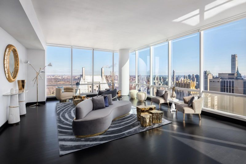 Covet New York, A Whimsical Staging Project With The Best Furniture Design interior design projects New York City's Best Interior Design Projects: Opulent Luxury Homes Covet New York A Whimsical Staging Project With The Best FurnitureDesign 3