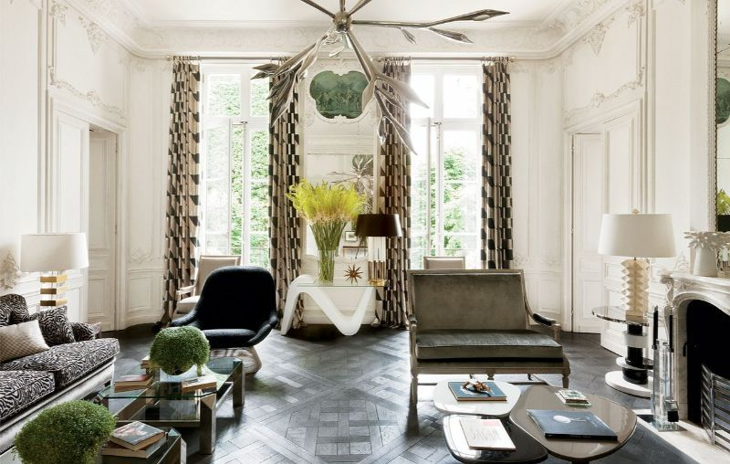 top interior designers One Hundred Edition's Curated Selection: 100 Top Interior Designers Fran  ois Catroux 2