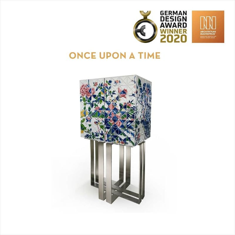german design award German Design Award 2020 Winner – Once Upon A Time Cabinet GermanDesignAward 2020 Winner Once Upon A Time Cabinet