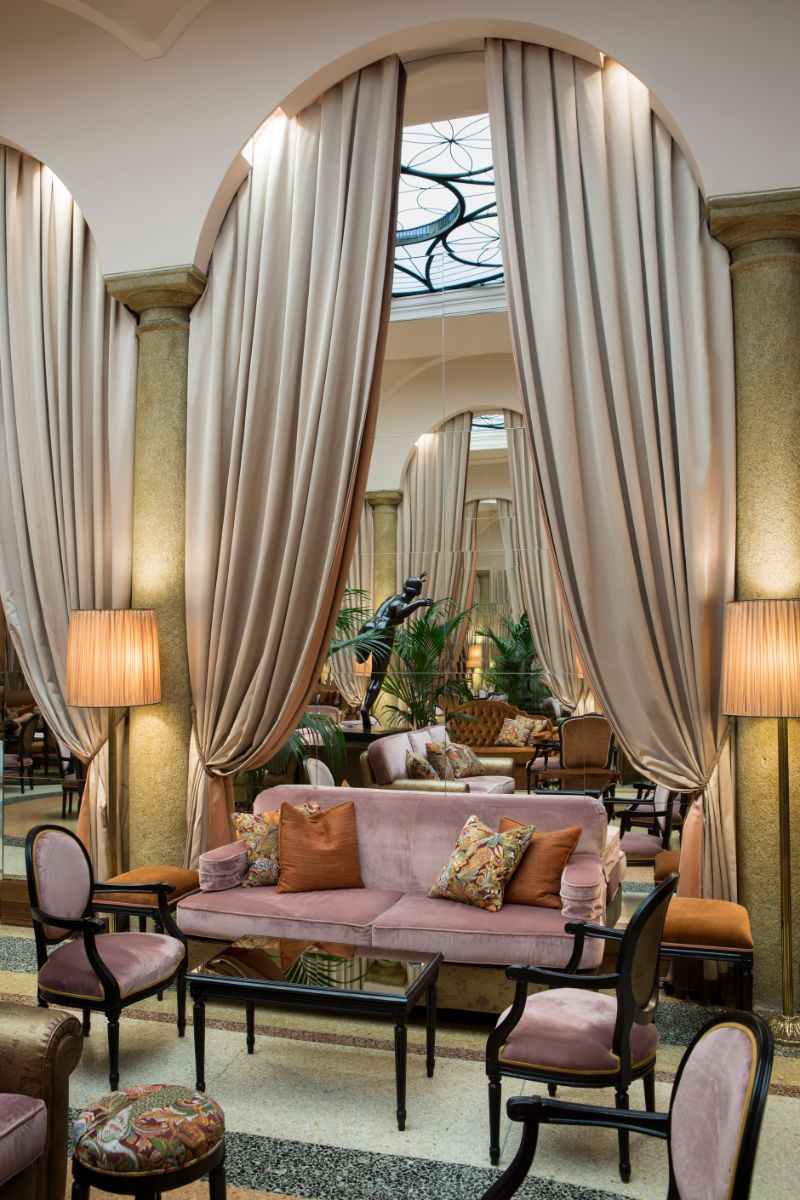 Interior Design Projects in Italy That Totally Enhance La Dolce Vita interior design projects Interior Design Projects in Italy That Totally Enhance La Dolce Vita Italian Interior Design Projects 11 1