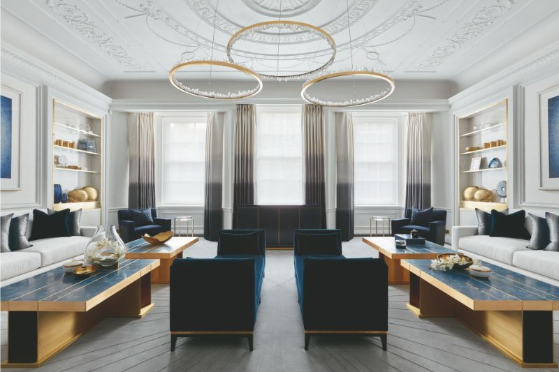 top interior designers One Hundred Edition's Curated Selection: 100 Top Interior Designers Katharine Pooley 2