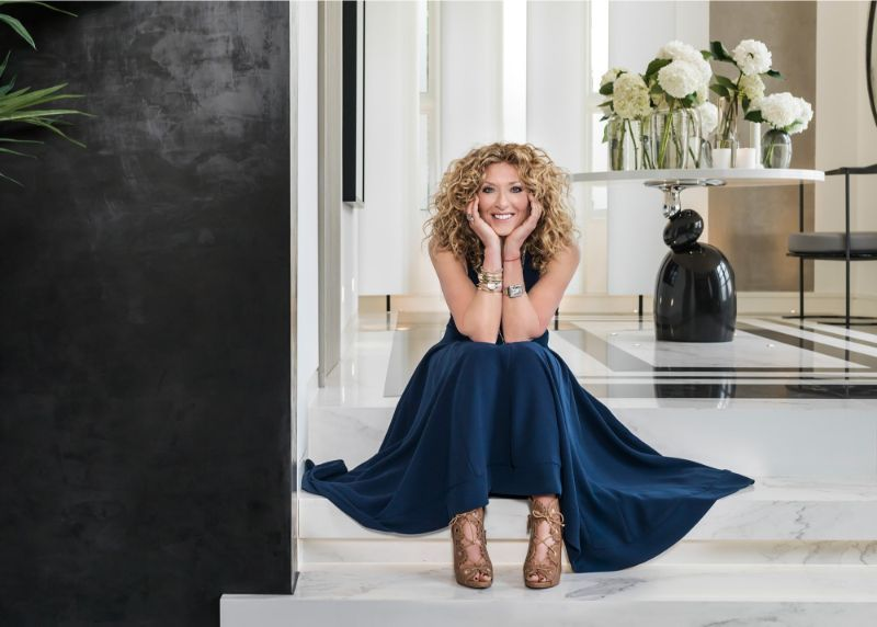 One Hundred Edition's Curated Selection: 100 Top Interior Designers top interior designers One Hundred Edition's Curated Selection: 100 Top Interior Designers Kelly Hoppen 1