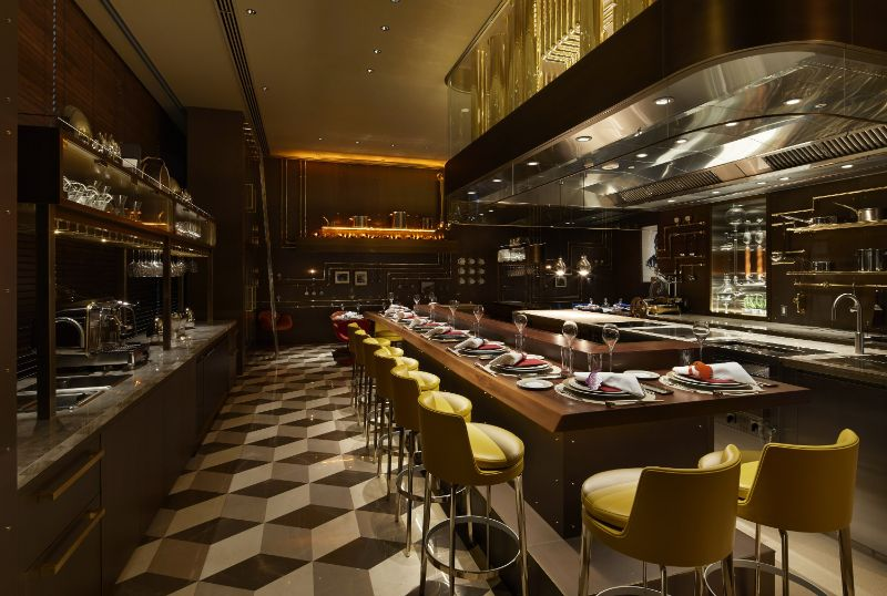 Louis Vuitton's First-Ever Café/Restaurant by Peter Marino and Jun Aoki louis vuitton Navigate Into The Ship Sails Inspired Louis Vuitton's Japan Maison LouisVuitton   s First Ever Caf   and Restaurant by PeterMarino and JunAoki 6