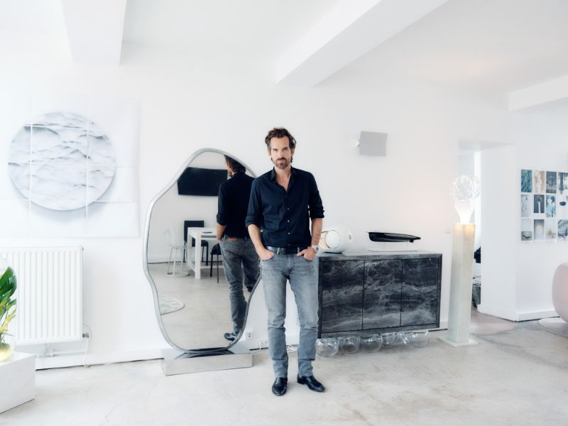 top interior designers One Hundred Edition's Curated Selection: 100 Top Interior Designers Mathieu Lehanneur 1