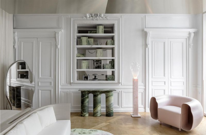 top interior designers One Hundred Edition's Curated Selection: 100 Top Interior Designers Mathieu Lehanneur 2
