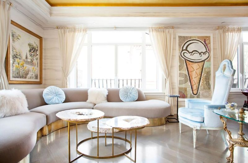 One Hundred Edition's Curated Selection: 100 Top Interior Designers top interior designers One Hundred Edition's Curated Selection: 100 Top Interior Designers Sasha Bikoff 2