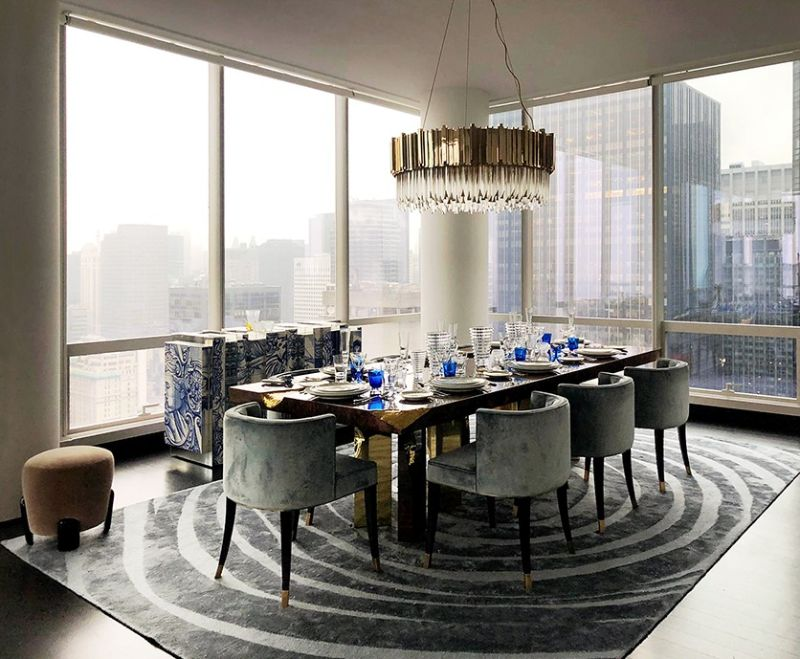 luxury design Welcome To The City That Never Sleeps! Top 5 Luxury Design Showrooms covet nyc