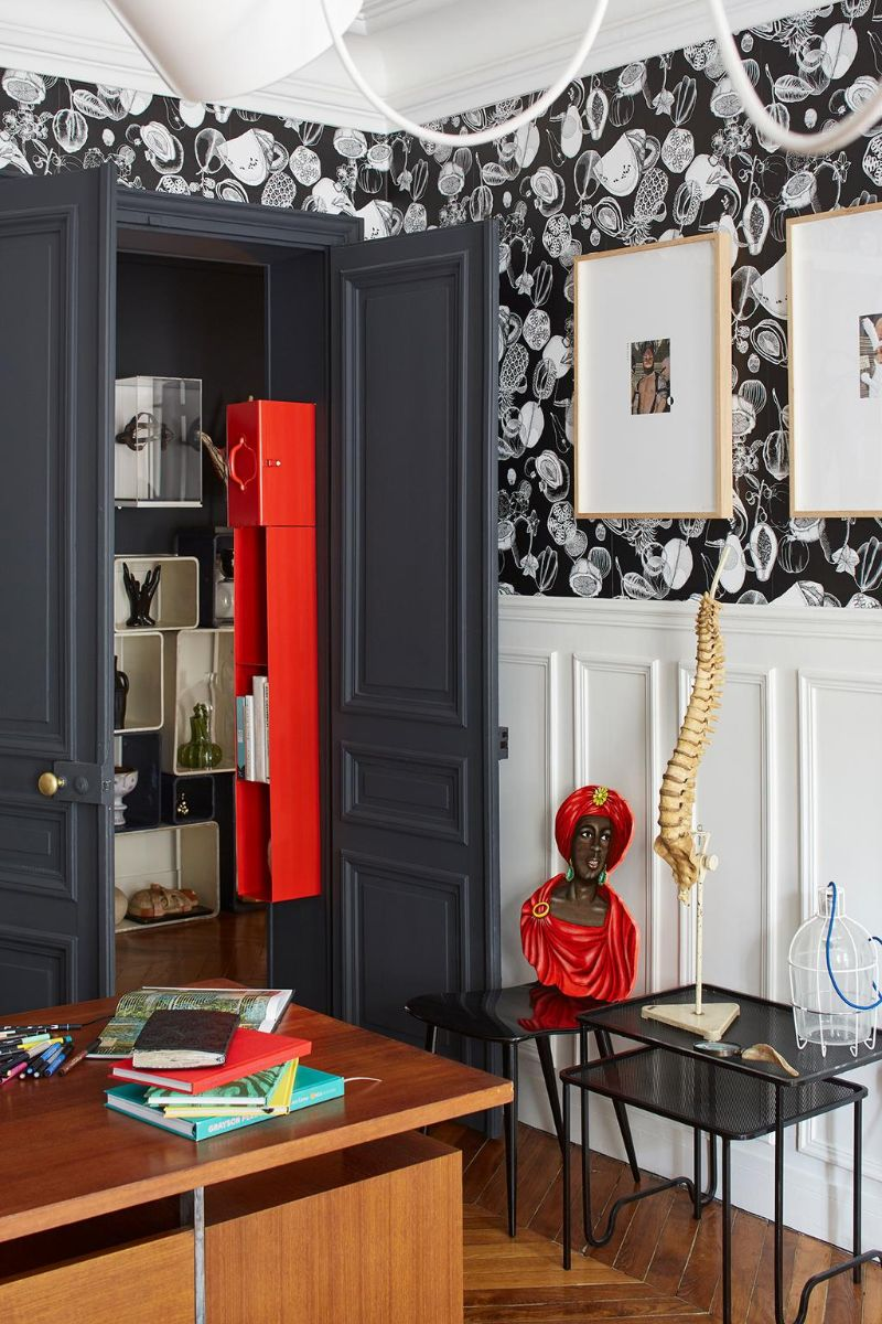 A Luxury Home Design with Patterns by Christian Lacroix's Director home design A Luxury Home Design with Patterns by Christian Lacroix's Director A Luxury Home with Patterns by Christian Lacroixs Director 11